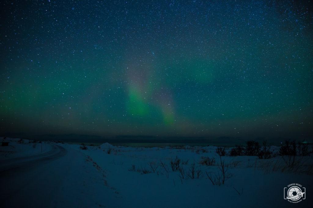 Viaggiare da soli Aurora alle Lofoten