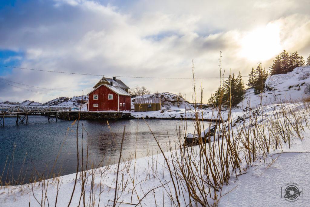 Viaggiare da soli con la neve