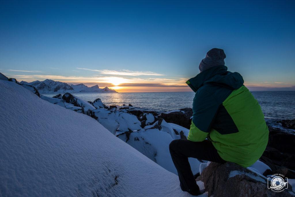 viaggiare da soli alle Isole Lofoten