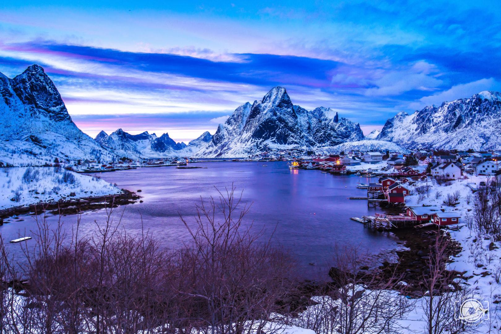 in viaggio da soli Isole Lofoten