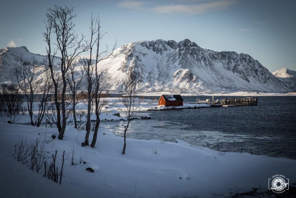 Viaggiare da soli in inverno