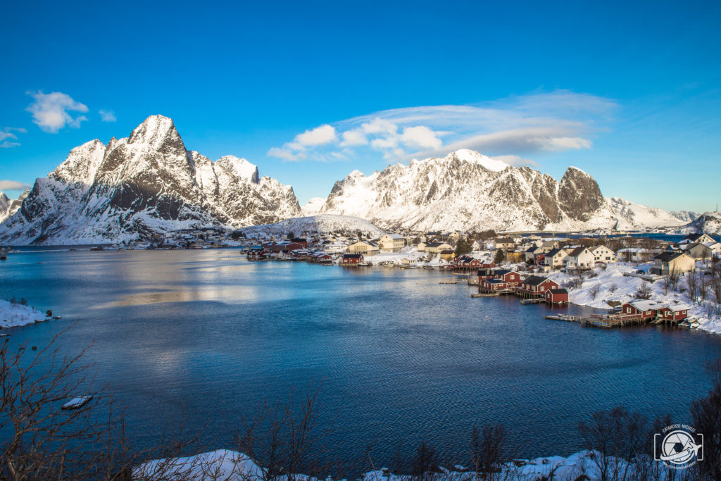 Viaggiare da soli Isole Lofoten