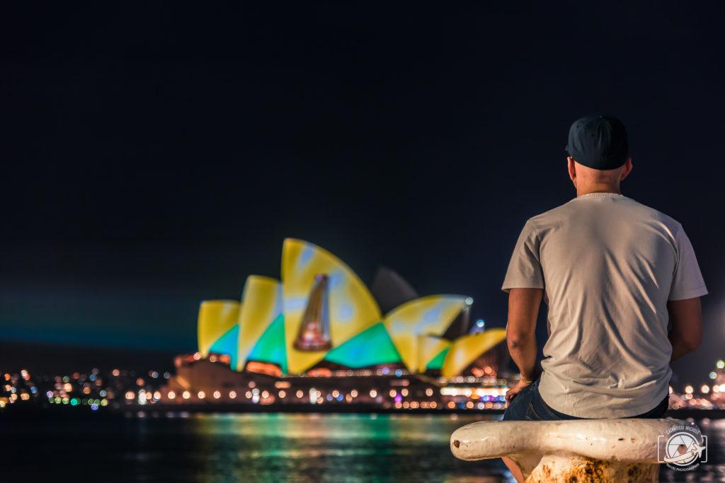 Foto Sydney Notte Australia