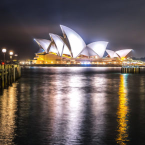 Foto Sydney Notte