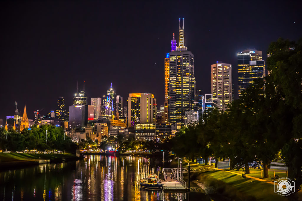 Foto Melbourne Night