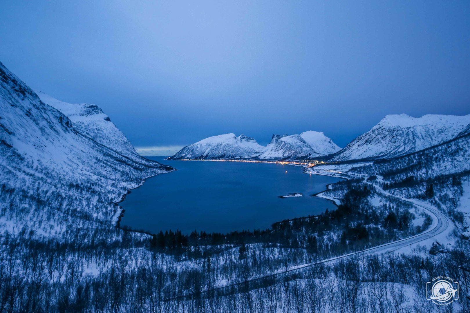Foto Andoya, Senja, Tromso, Norvegia