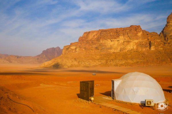 Wadi Rum desert cosa vedere