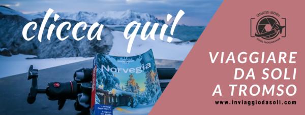 viaggiare da soli norvegia