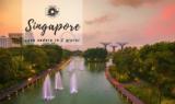 Viaggio da solo a Singapore cosa vedere in 2 giorni