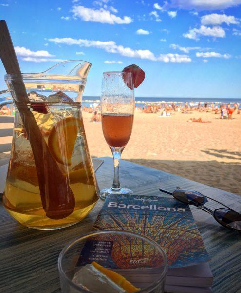 Barcellona in solitaria,luoghi da visitare