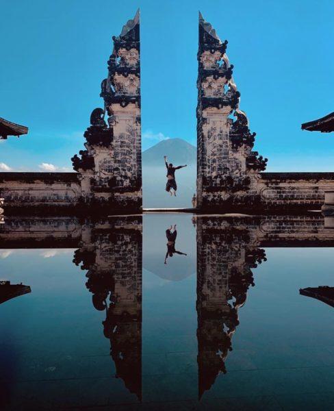 Viaggiare da solo a Bali,templi da vedere