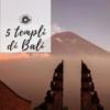 viaggiare da solo a Bali