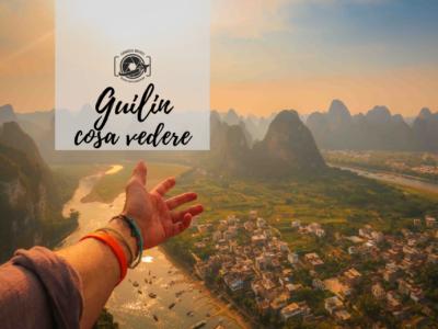 Guilin Cina Immagini cosa vedere cosa fare