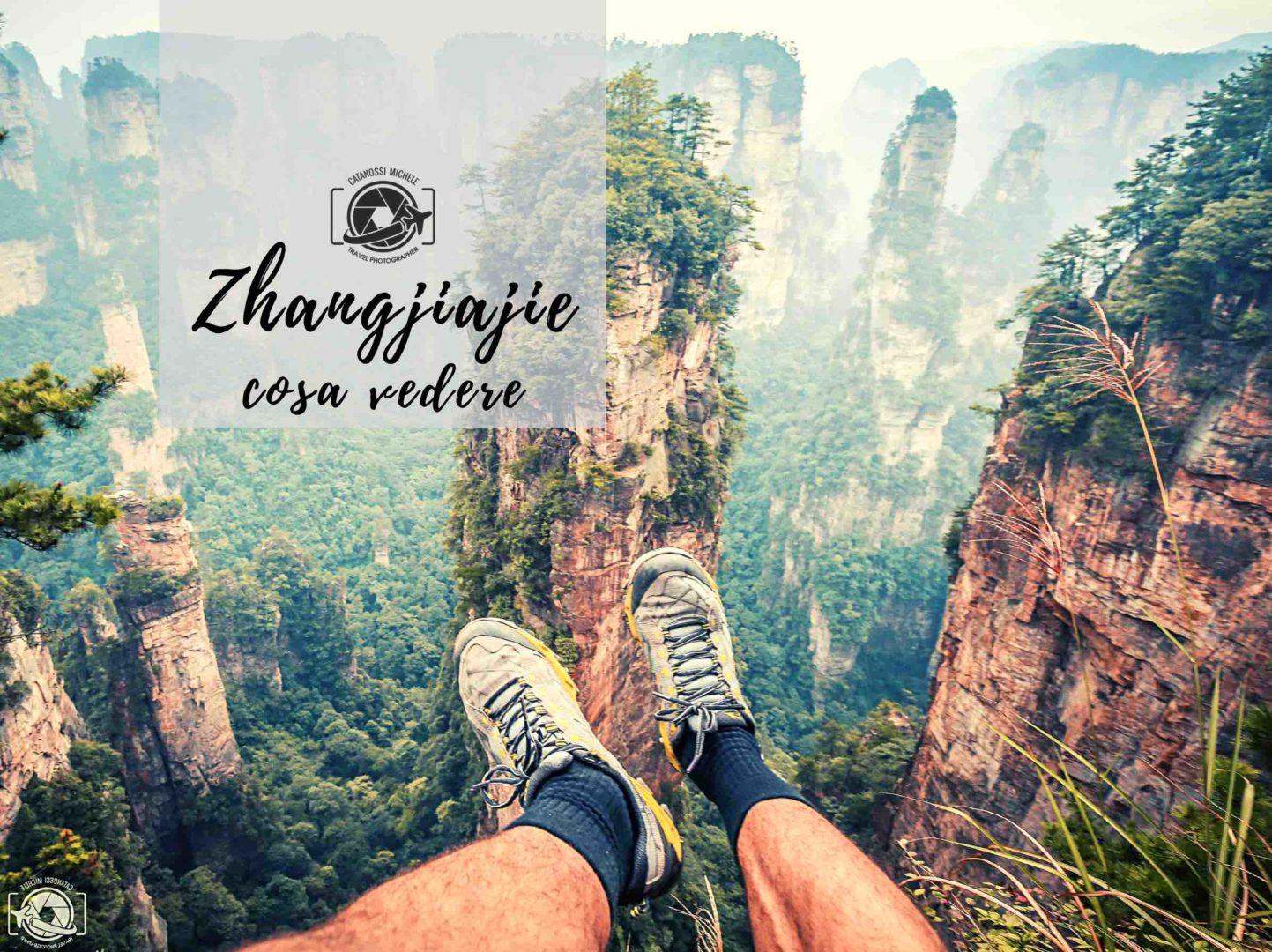 cosa vedere a Zhangjiajie