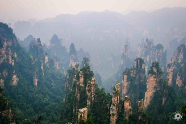 Zhangjiajie come arrivare, Viaggio a Zhangjiajie, cosa vedere a Zhangjiajie