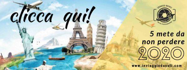 tornare a viaggiare, viaggiare in Italia, viaggiare all'estero