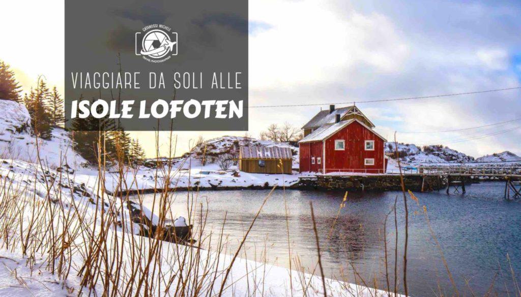 Isole Lofoten fai da te