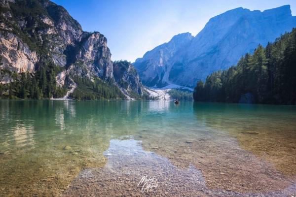 Lago di Braies quando andare, Lago di Braies, viaggiare da soli al Lago di Braies