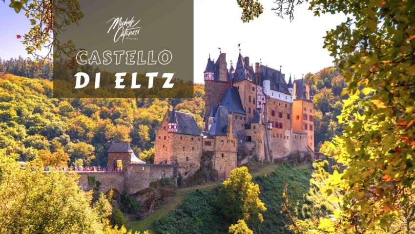 castello di eltz, come arrivare al castello di eltz
