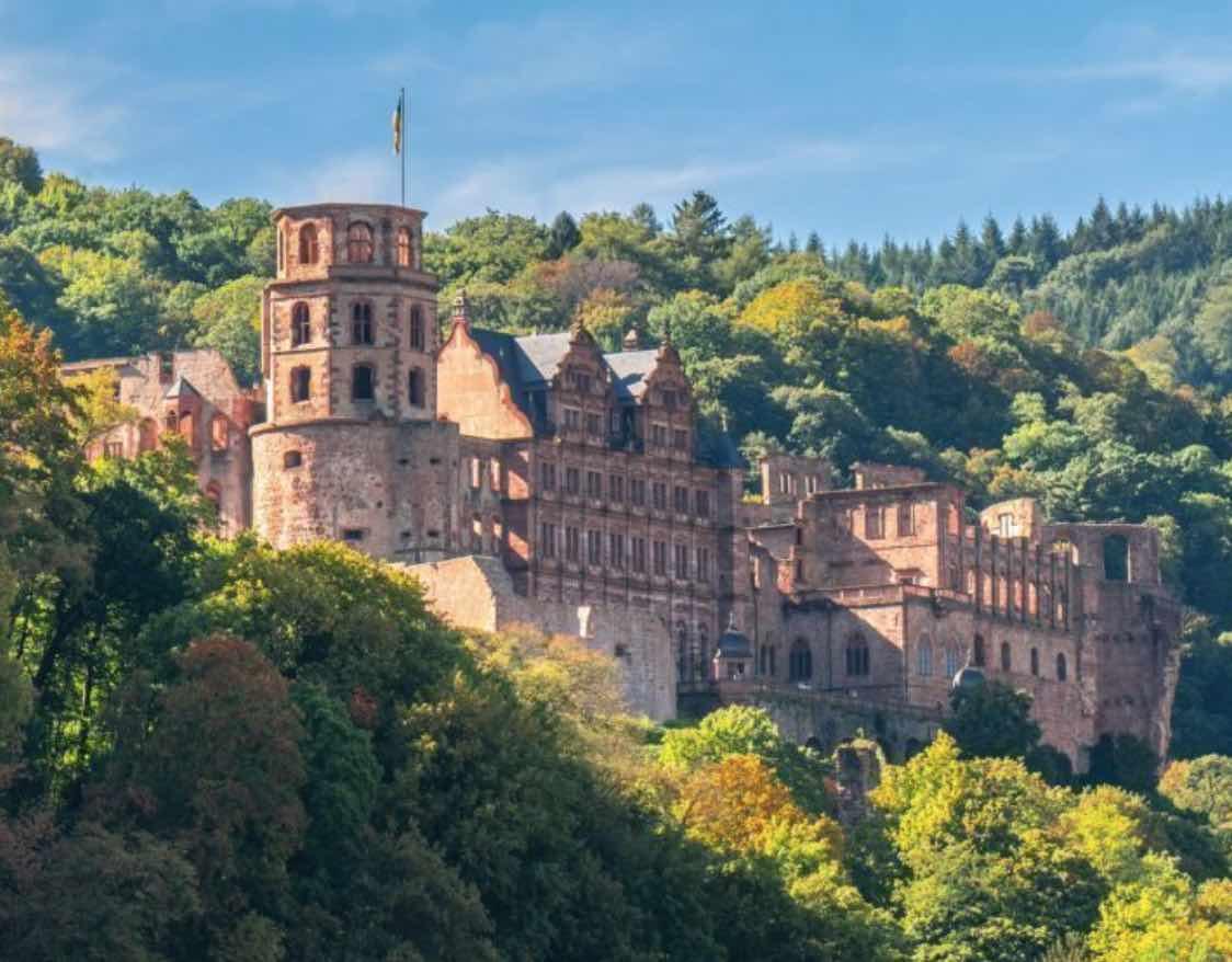 Castelli della Germania, top 5 dei castelli da visitare, tour dei castelli