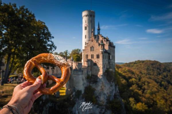 come arrivare al Castello di Liechtenstein, Castello di Liechtenstein, Castelli della Germania