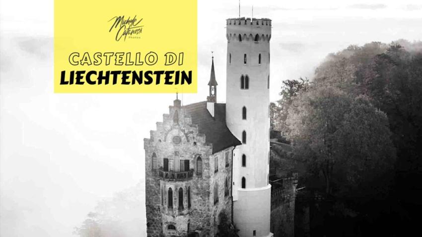 come arrivare al Castello di Liechtenstein