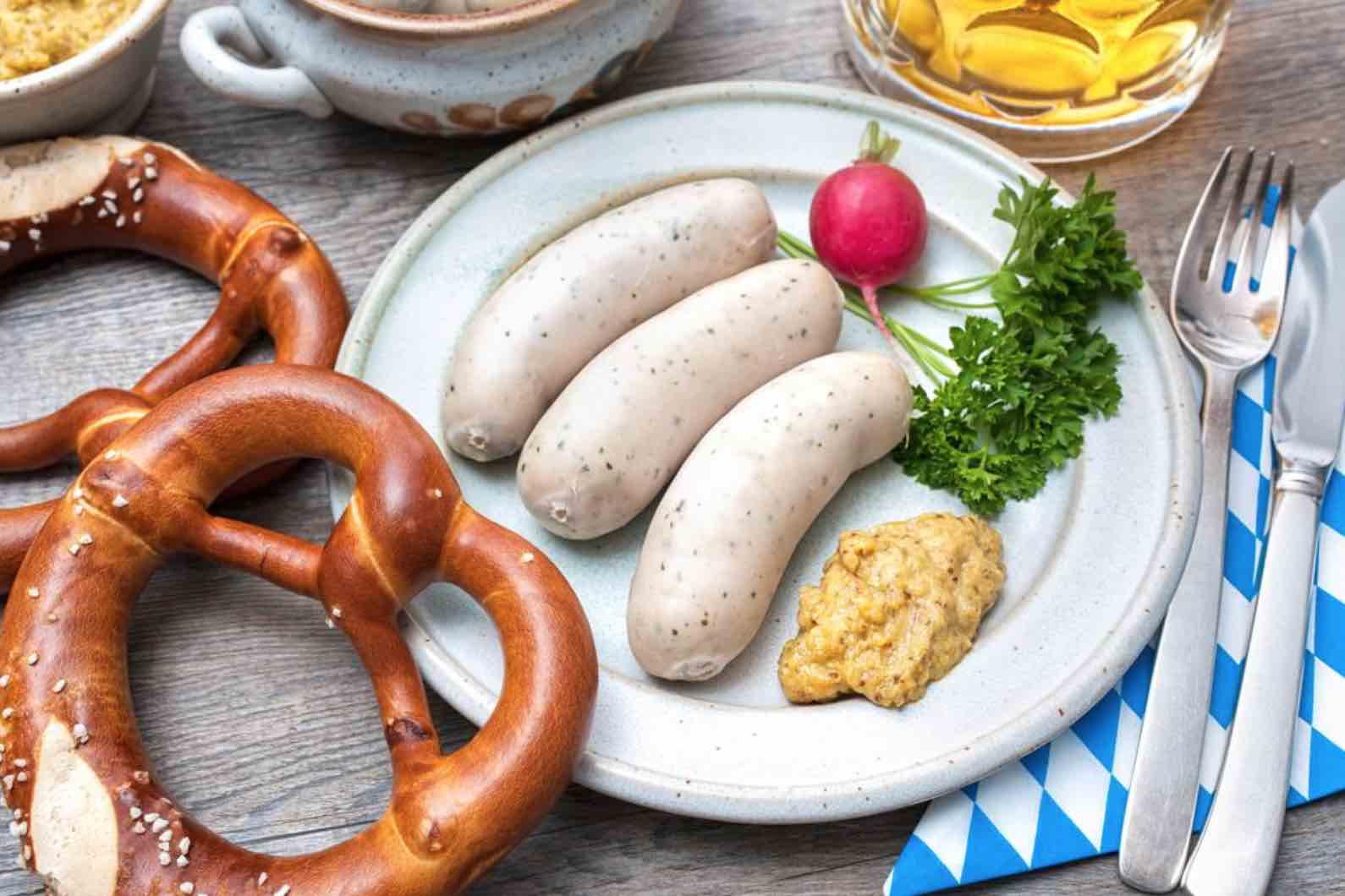 cosa mangiare in Baviera, cucina bavarese, piatti tipici da provare