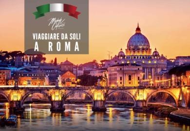 Viaggiare da soli a Roma