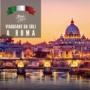 Viaggiare da soli a Roma; cosa fare e dove dormire.