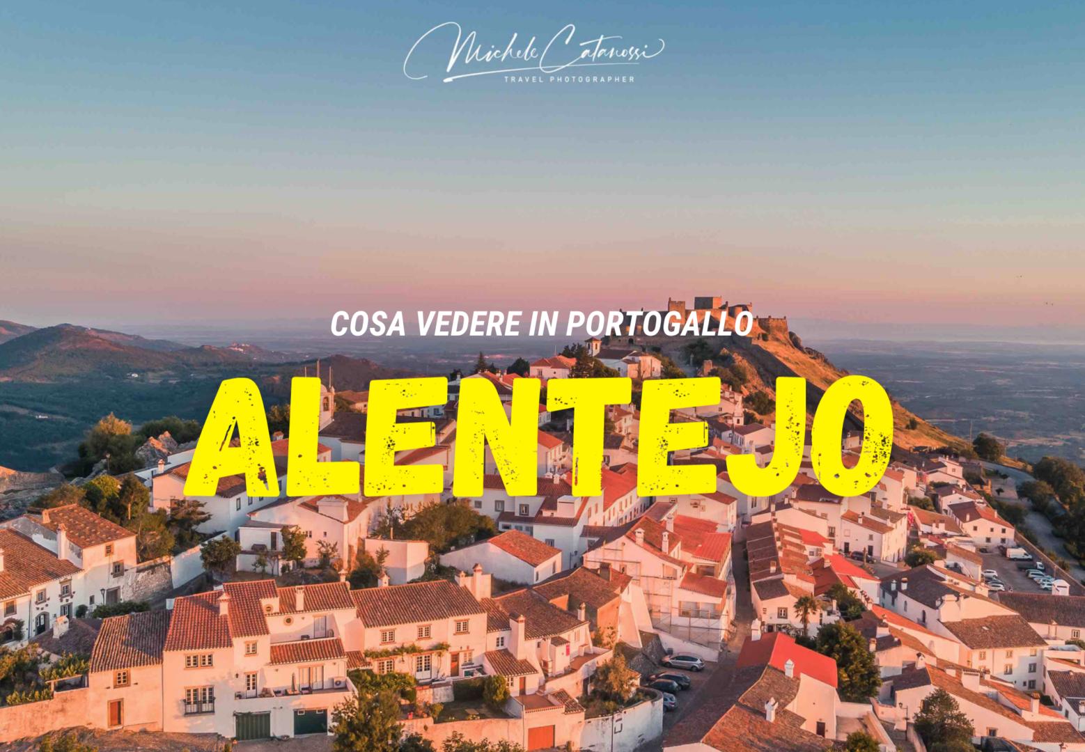 viaggio in Alentejo, Portogallo insolito